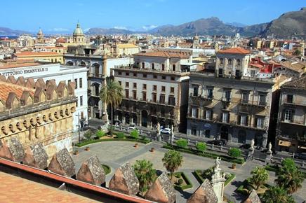 Palermo Stadt