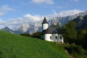 Antoniuskapelle, Kaisergebirge